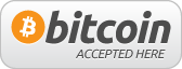Pay with Bitcoin via Coinbase!